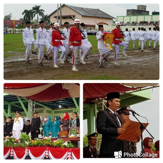 Suasana upacara