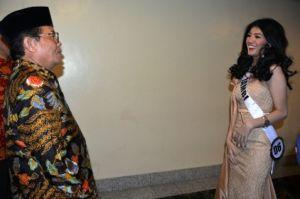 Rupanya Wakil Jambi di Grand Final Putri Indonesia Adalah Putri Ketua DPRD Sarolangun