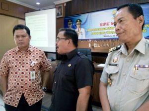 Rakor Sertifikasi Hak Atas Tanah Diskop UMKM Provinsi Jambi Resmi Dibuka