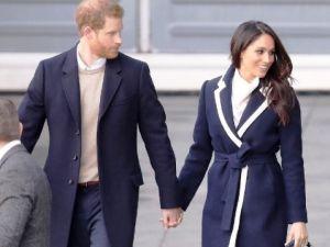 Ada 250 Pasukan Bersenjata Amankan Pernikahan Pangeran Harry dengan Meghan