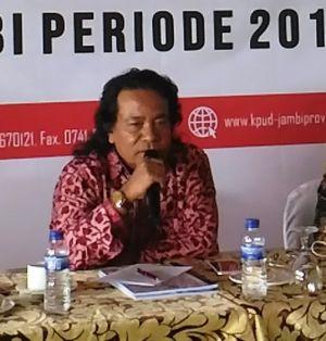 Wawancara Selesai, Tim Seleksi Tetapkan 10 Besar Calon KPU Provinsi Jambi Senin Sore