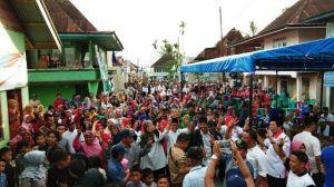 9 Desa Air Hangat Timur Padati Lokasi Kampanye Adam