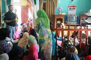 Dialog Bersama Ibu Ibu dari Asmami,  Ini yang Disampaikan Fasha