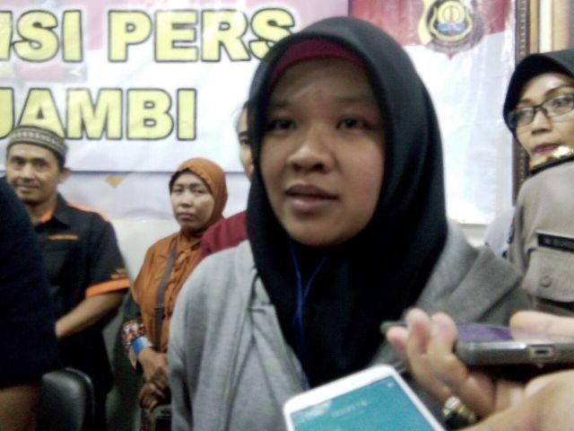 RSP saat diwawancarai media