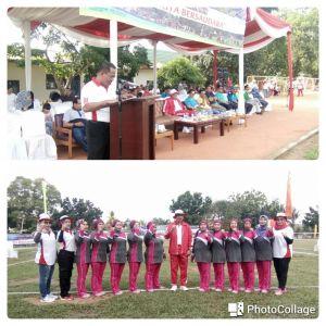 Festival Olahraga Tradisional Tingkat Provinsi Jambi Resmi Dibuka, Ini Pinta Dianto