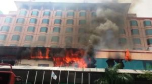 Masyarakat Diminta Jauhi Hotel Novita, Kapolda: Dikhawatirkan Roboh