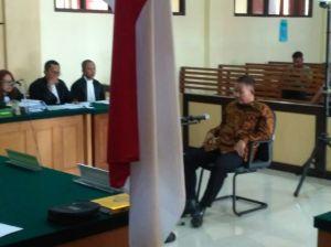 Nah, Belasan Anggota DPRD Disebut Dalam Dakwaan Supriyono