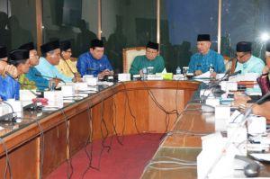 Rapat Perdana dengan Staf, Fachrori: Pemprov Tetap Fokus Wujudkan Jambi TUNTAS 2021