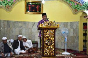 Muliakan Bulan Rajab, Pemkot Jambi Peringati Isra Mi'raj 1439 Hijriah
