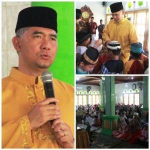 Penuhi Undangan Isra Miraj di Kelurahan Rawasari, Warga: Kami Bangga Pak Fasha Bisa Hadir