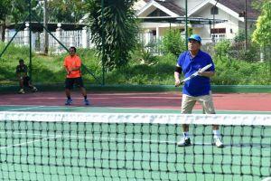 Main Tenis di UNJA Telanai, Fachrori Cerita Soal Ditunjuk Jadi PLT hingga Ingin Disayang