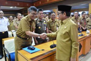 PLT Gubernur Jambi Pinta ASN Tingkatkan Pelayanan Publik