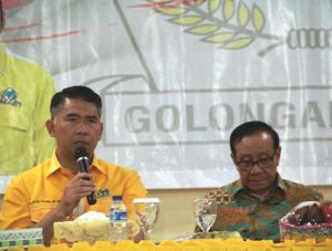 Fasha Undang langsung Akbar Tanjung Hadir di Kampanye Akbar