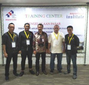 PT. EBN Utus 4 Orang Untuk Ikuti Pelatihan Pengelolaan Pasar di Jakarta