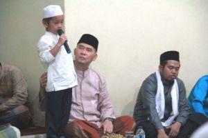 Hadiri Isra Mi'raj di Kecamatan Alam Barajo, Fasha Ajak Orang Tua Bekali Anak dengan Ilmu Agama