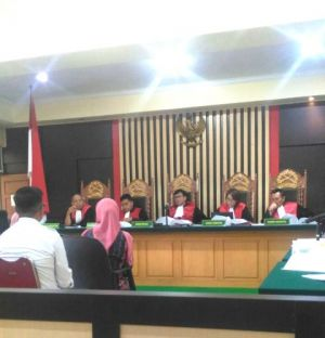 Ditanya Hakim Apakah Ada Anggota DPRD Main Proyek, Sekwan: Tidak Boleh Pak