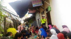 Bertemu dengan Penjual Jamu Gendong, Fasha Berikan Tips Agar Sukses Jadi Pengusaha