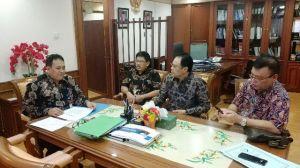 Ini Hasil Pertemuan Kadishub Varial Adhi ke Menhub RI Soal Proyek RKA Palembang-Jambi