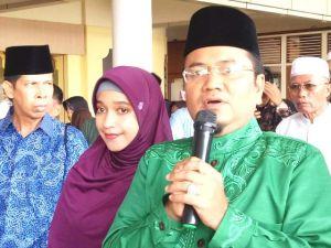 Lepas Jamaah Umroh, Maulana Titip Doa Untuk Kota Jambi Tercinta