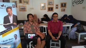 Relawan Anis Matta Hadir di Jambi, Harfinalta: Solusi Kepemimpinan Bangsa