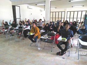WIP Muhammadyah Jambi Gelar Seminar Politik Pelajar Zaman Now