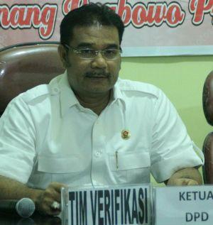 Tanggapi Video Ganti Presiden di KPU, SAH: Tidak Ada Yang Salah, Ganti Presiden Hak Konstitusional
