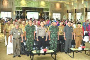 Pemkot Jambi Peringati Upacara Hari Kartini ke 139 Tahun 2018