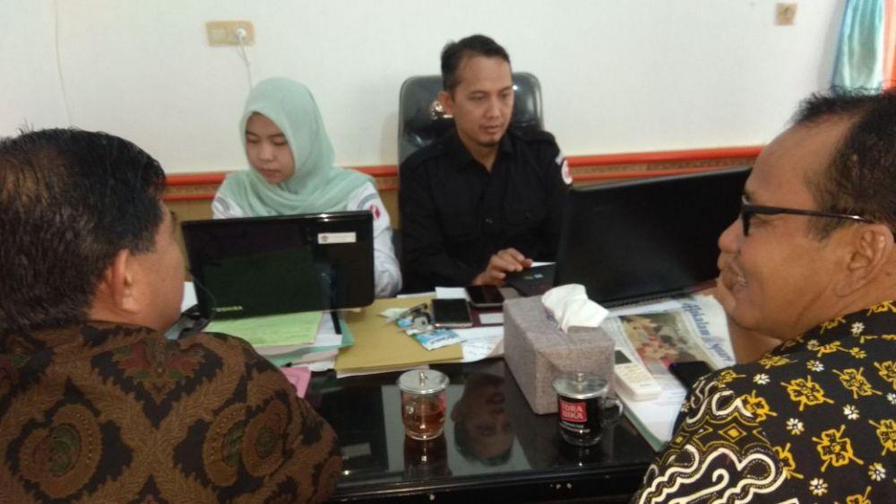 Kasus Parodi Ganti Presiden, 3 Komisioner KPU Provinsi Jambi Berikan Klarifikasi Pagi Ini di Bawaslu