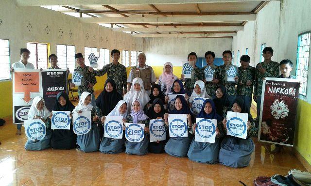 Siswa/i SMA Yayasan Trio, Batanghari