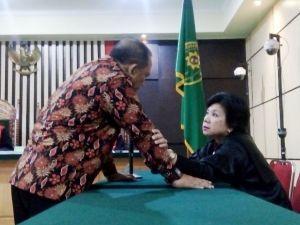 BREAKING NEWS: Saipudin Divonis 3 Tahun 6 Bulan Penjara