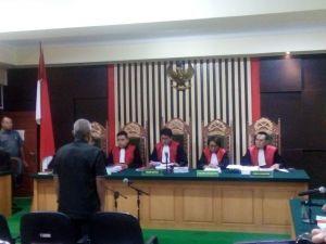 BREAKING NEWS: Arfan juga Divonis 3 Tahun 6 Bulan Penjara