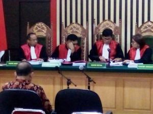 Divonis 3 Tahun 6 Bulan Penjara, Saipudin: Sungguh Tidak Mendapat Keadilan