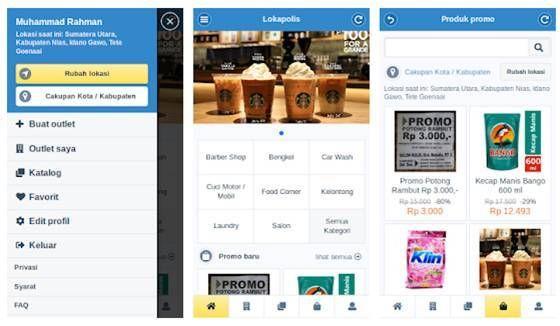 Aplikasi Lokapolis yang dapat diunduh gratis di Playstore