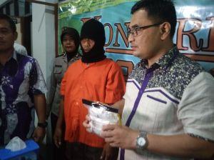 Diciduk Ditresnarkoba Polda Jambi, Abdullah Terancam Seumur Hidup Penjara