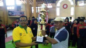 Kota Jambi Juara Umum POPDA 2018,  Batanghari Runner Up