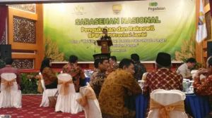 Perhimpunan Sarjana Pertanian Indonesia Provinsi Jambi Dikukuhkan, Ini Kepengurusannya