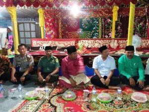 Ratip Saman, Tradisi Tolak Balak di Nipah Panjang
