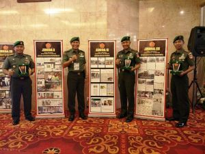 Kodim 0718 Pati Juara II Karya Jurnalistik Tingkat Nasional