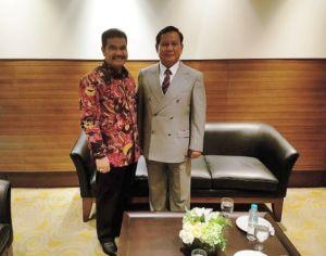 Prabowo Subianto Nilai SAH Seorang Pejuang Politik Yang Amar Ma'Ruf  Nahi Munkar