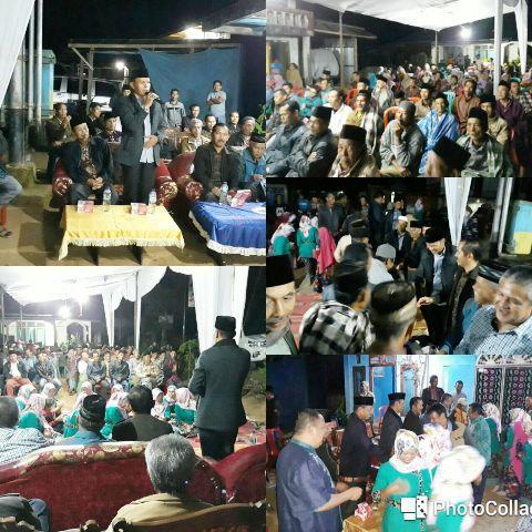 Zainal-Arsal bersama Masyarakat Suko Pangkat dan Koto Majidin