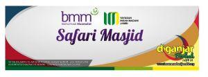 Sambut Ramadan, Insan Madani Gelar Safari Masjid