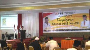 Peringati Milad ke-20, PKS Pasang Target Ini di Pemilu 2019