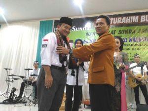 Dukungan Nomor Dua, Ketua Paguyuban Sunda : Kami Sudah lama Ingin Bertemu Fasha-Maulana