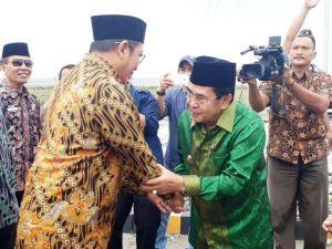 Wako AJB Usul Pengembangan IAIN Kerinci, Menteri Agama Siap Prioritaskan Anggaran di 2019