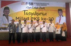 Rahmat Derita dan Esrita Usman Ermulan Masuk Daftar Caleg DPR RI PKS
