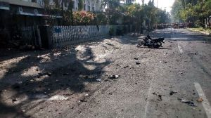 Lebih dari 1 Titik, ini 3 Lokasi di Surabaya yang Diguncang Bom Pagi Ini