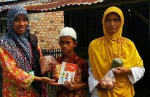 Program Nutrisi Sehat dari Insan Madani Sasar Anak Yatim dan Duafa