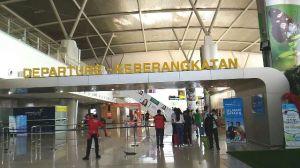 Pasca Ledakan Bom, Tidak Ada Penjagaan Khusus Di Bandara Juanda