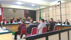 Ahui dan 3 Pimpinan DPRD  Jadi Saksi Sidang Supriyono Besok