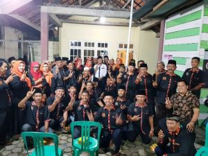 Ratusan Warga Hadiri Silaturrahmi DR Maulana Bersama Pujakesuma di Talang Bakung